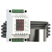 Терморегулятор Terneo SNEG с датчиком осадков (для кровли и  водостоков)