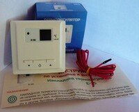 Терморегулятор накладной Е 35
