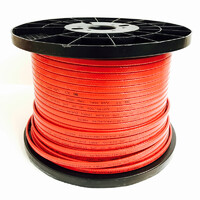 Саморегулирующийся греющий кабель DINSO PFP-30PR