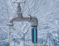 Греющий кабель саморегулирующийся 15 SeDS2-CF HeatUp для питьевой воды, внутри труб