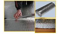Теплоизоляция для теплого пола 30 м2  3 мм. (кабельный теплый пол,  инфракрасная  пленка)