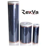 Пленочный инфракрасный пол RexVa, ширина 80 см, мощность 176 Вт на метр пог.