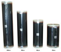 Инфракрасный теплый пол пленочный E&S Tec  ширина 100 см, мощность 220 Вт на метр пог.