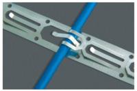 Монтажная лента оцинкованая для кабеля 10 метров