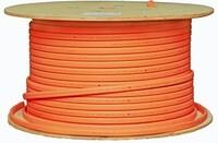 Саморегулирующийся греющий кабель TC-80 CR  заземление, защита от механических повреждений для дорог и площадок