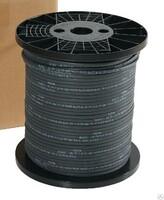 Саморегулирующийся кабель SRН 17-2CR (защита от UF,заземление, защита от механических  повреждений)